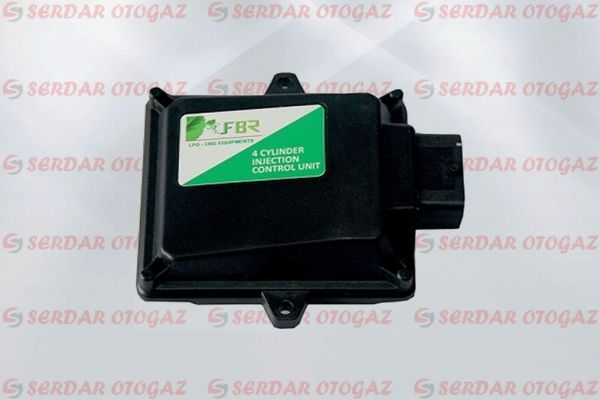FBR 4 Cyl. Ecu